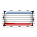 Crimea Flag Stamp Icon