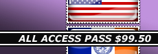All Access Pass $99.50