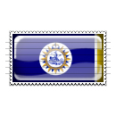 Nashville, Tennessee Flag Stamp Icon